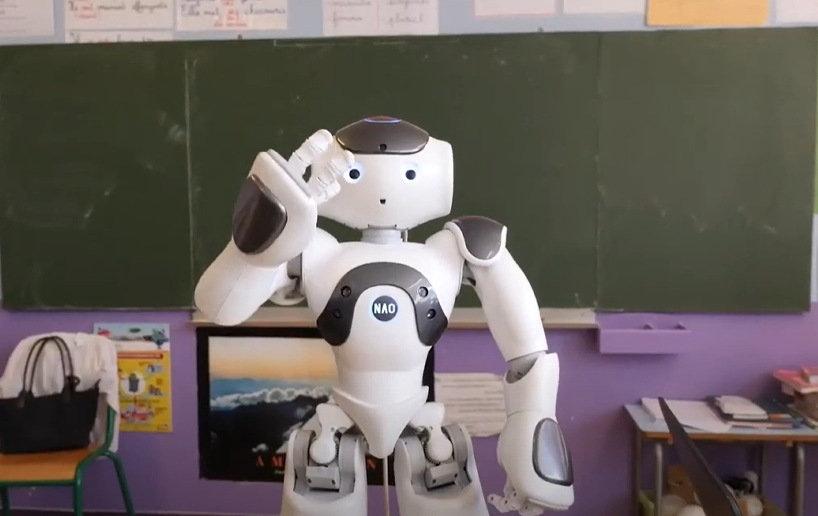 Teachers & Kids Spent 6 Months With NAO to Improve Their Writing Skills!