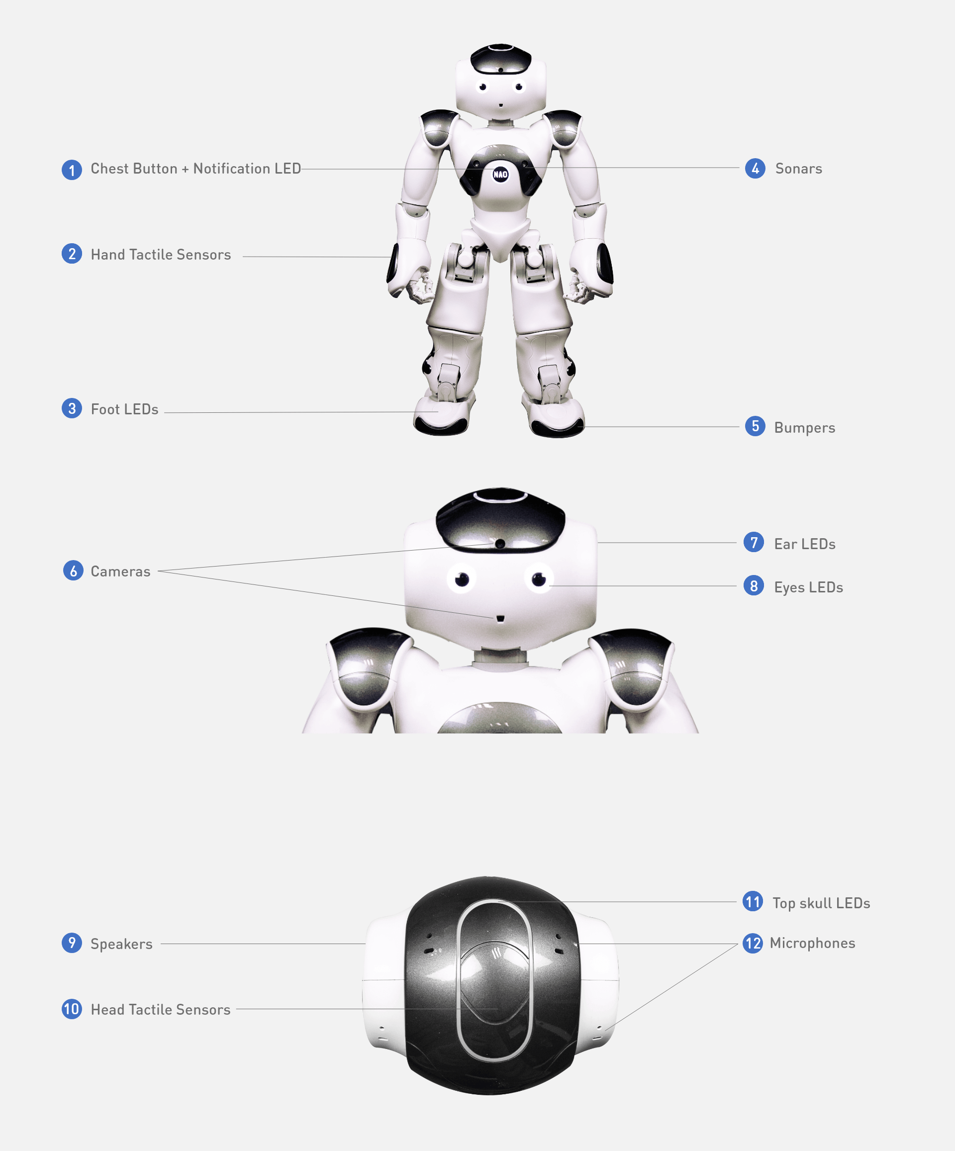 NAO overview
