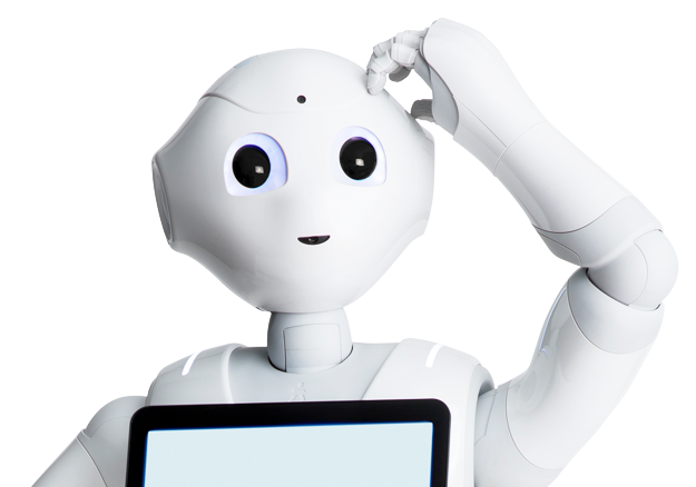 SoftBank Robotics Pepper robot