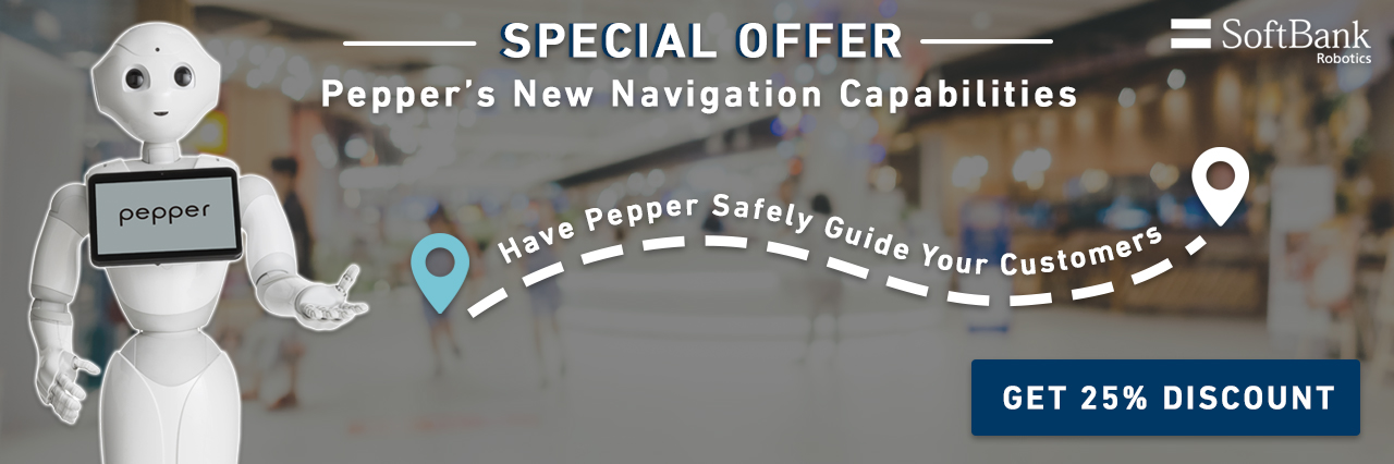 Navigation Pepper Offer