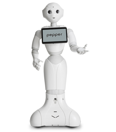 pepper humanoid robot for education and research
