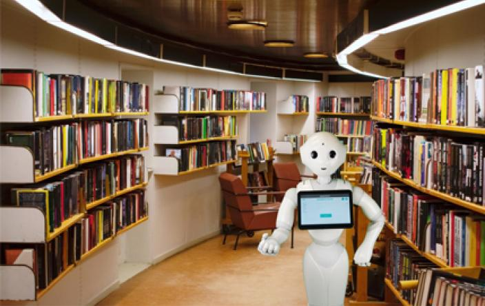pepper in libraries