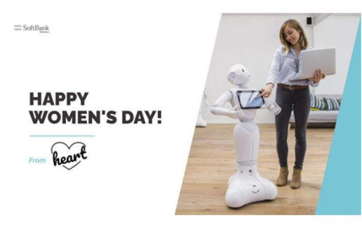 SoftBank Robotics Women's Week: Interview with Ons Chalghoumi