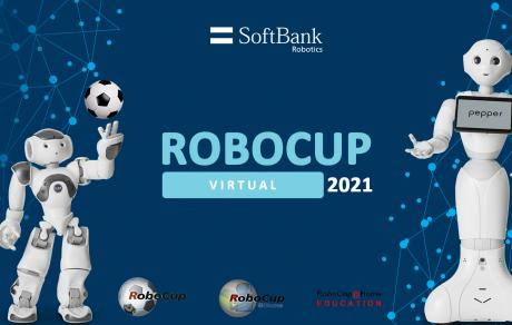 robocup softbank robotics Europe