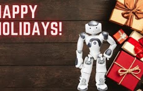 Happy Holidays 2020 from NAO!