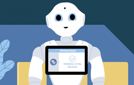 Pepper and NAO Robots Solutions for Public Services