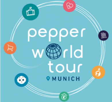 Pepper World Tour @Munich
