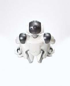NAO, the humanoid and programmable robot of SoftBank Robotics