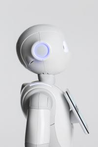 Pepper, the humanoid and programmable robot of SoftBank Robotics