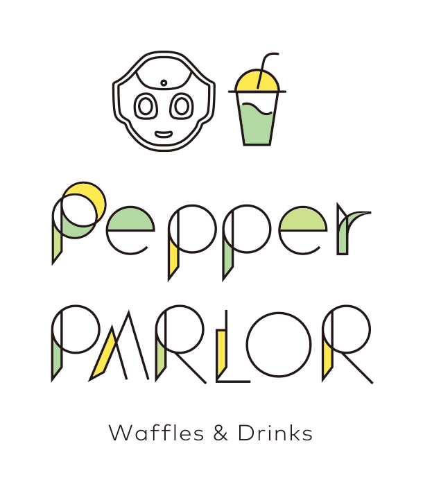 Pepper PARLOR ロゴ