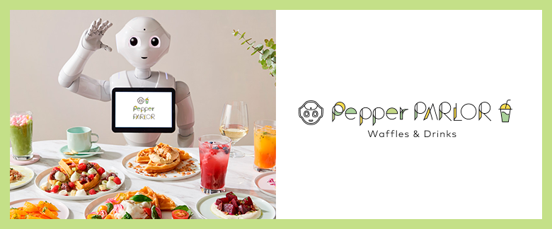 Pepper PARLOR Waffles & Drinks
