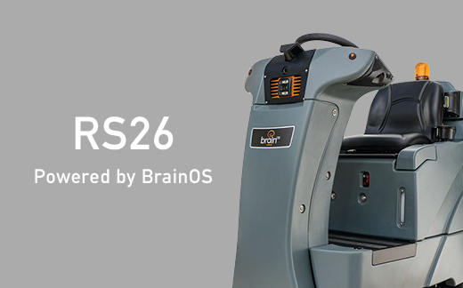 RS26 Powered by BrainOS